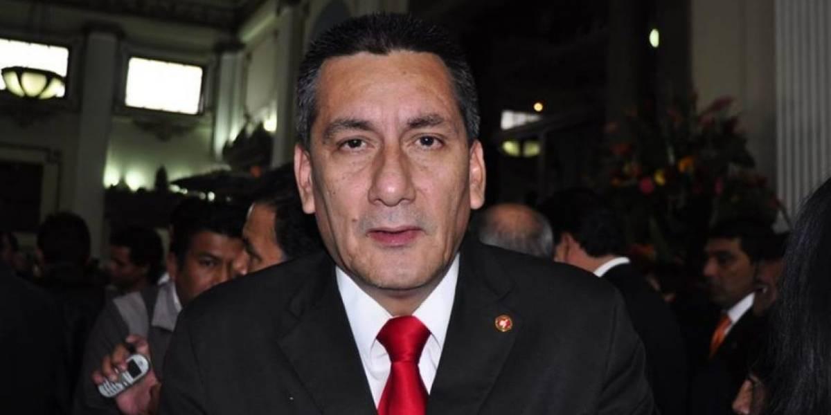Retiran inmunidad a Roberto Villate y dan trámite a antejuicio contra juez Adrián Rodríguez