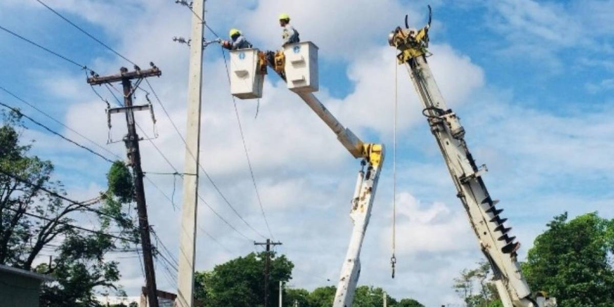 AEE reparará líneas que dan servicio a sectores de San Juan