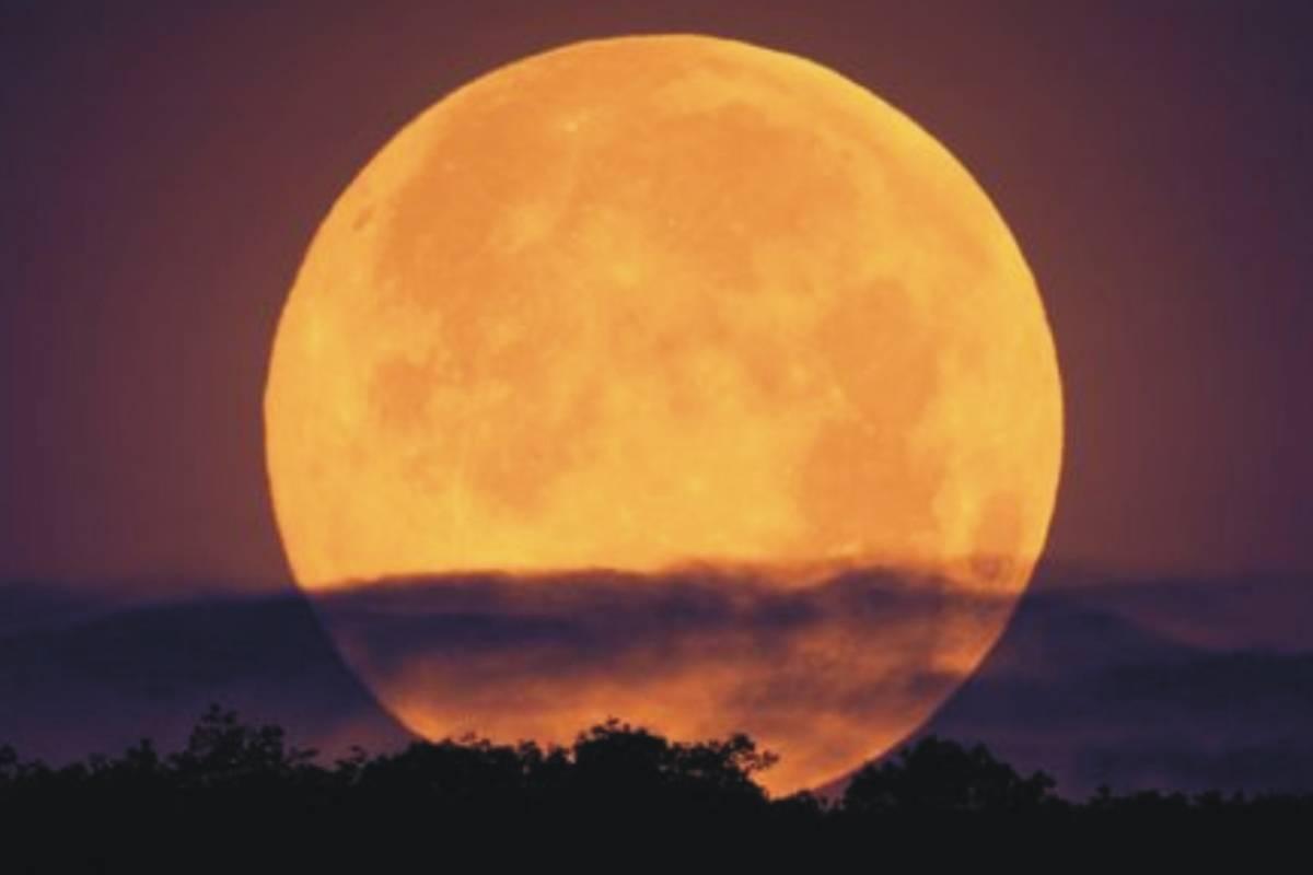 ¡A mirar al cielo! ¡Esta noche habrá superluna!