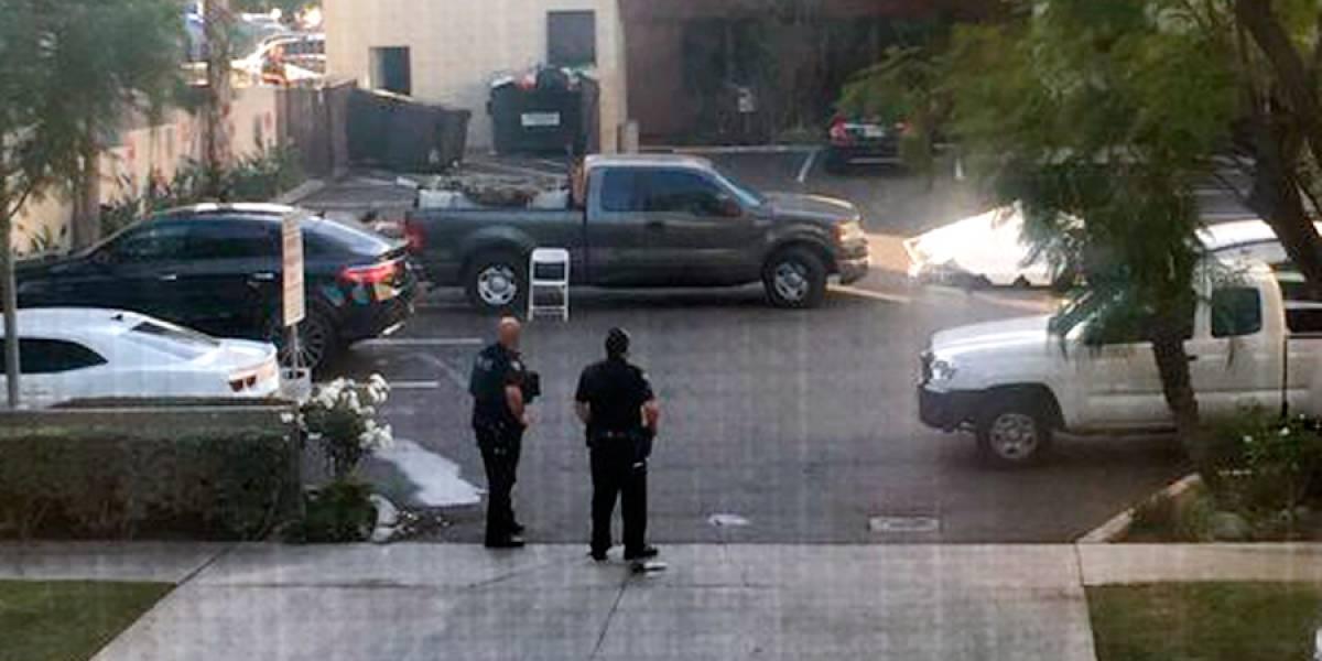 Tiroteo en California deja dos muertos y un herido