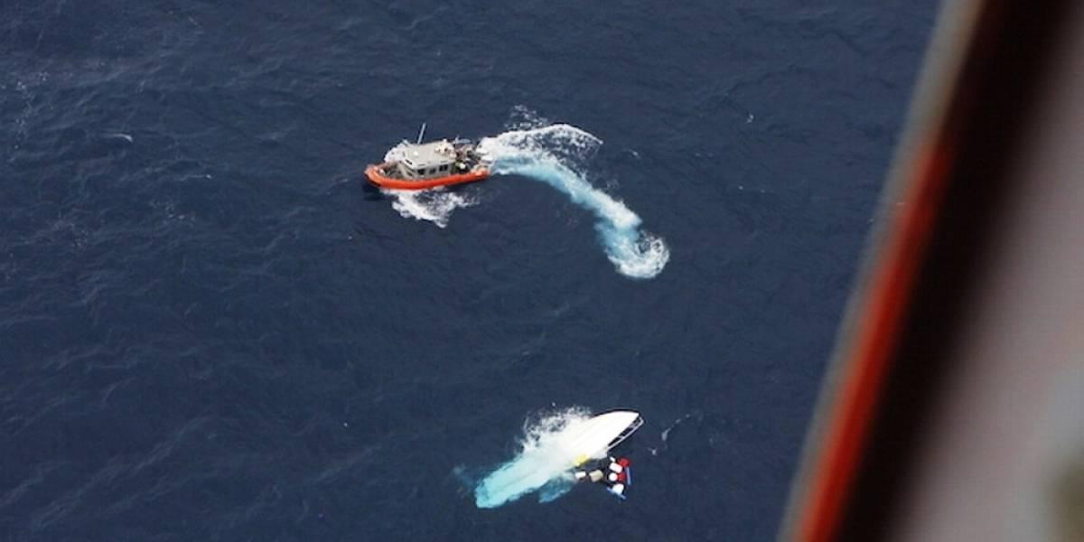 Rescatan embarcación cerca de Culebra