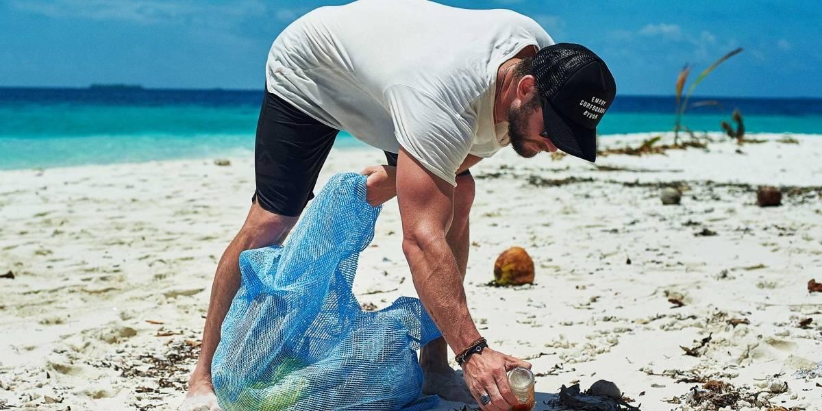 Campaña nacional busca crear consciencia respecto a la contaminación en las playas