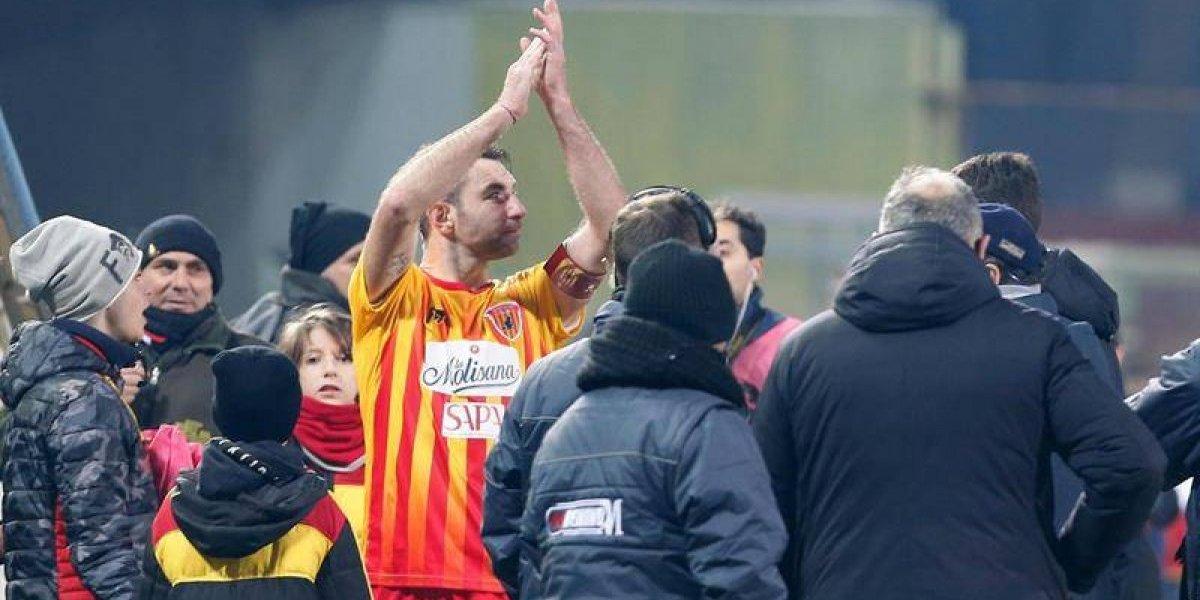 ¡Por fin! Benevento logró su primer triunfo en la Serie A de Italia
