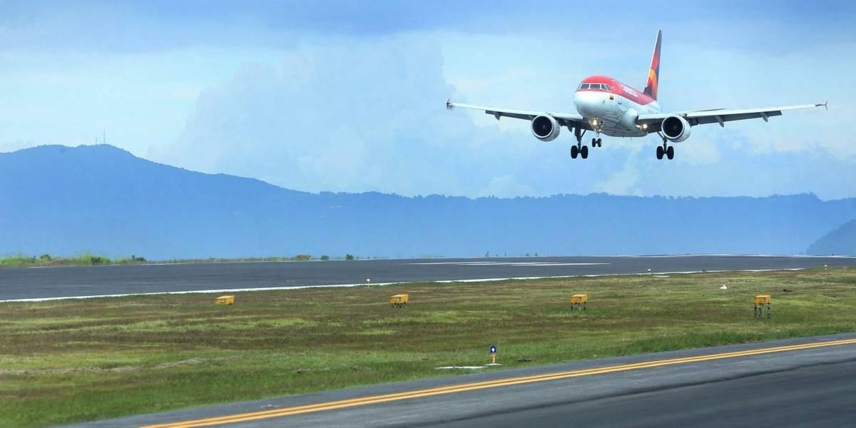 Aeronáutica pide listado de pasajeros de todos los vuelos hacia Guatemala
