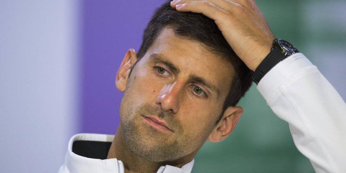 Djokovic también se retira de torneo de Catar