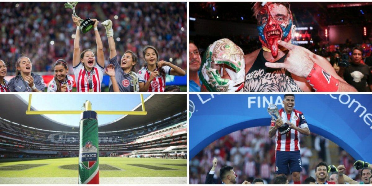 ANUARIO: ¡Lo mejor del deporte en 2017!