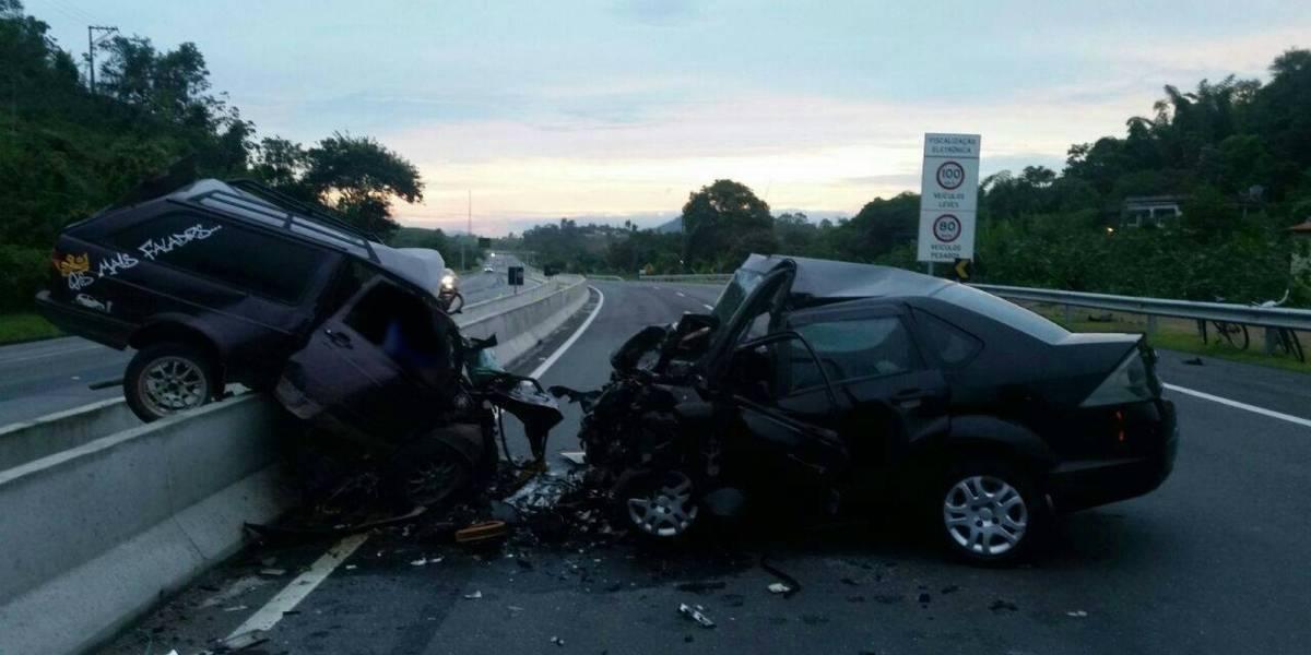 Dois acidentes deixam 10 mortos no Rio de Janeiro