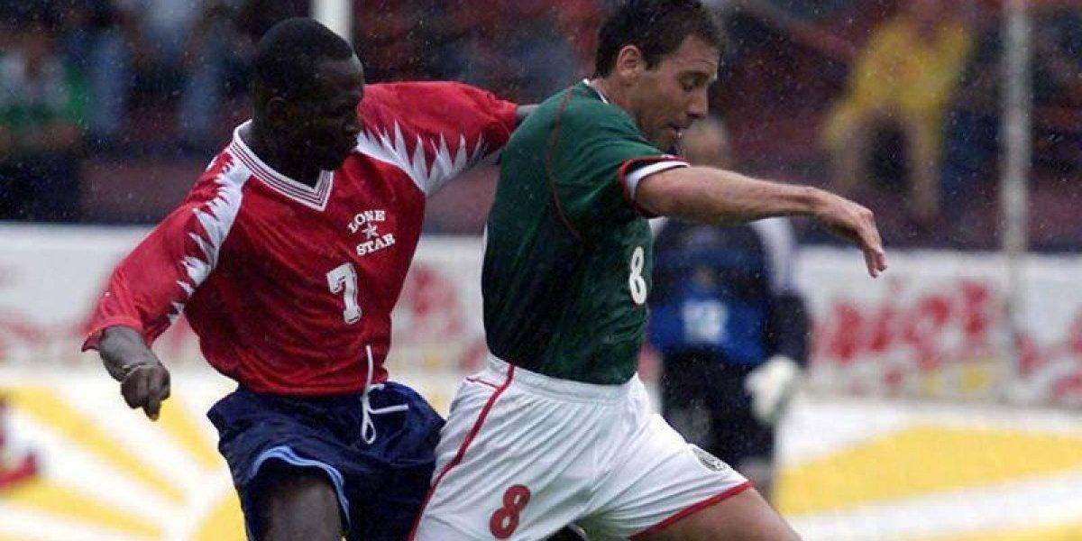 VIDEO: El día en que el presidente de Liberia le metió gol a México