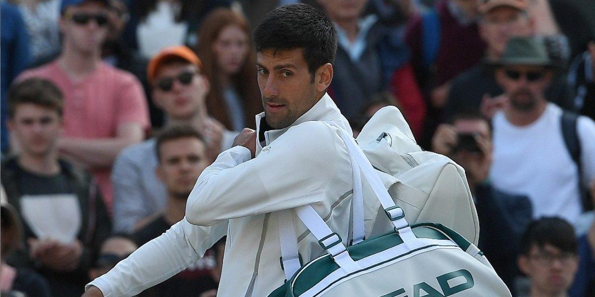 Djokovic renuncia también al torneo de Doha