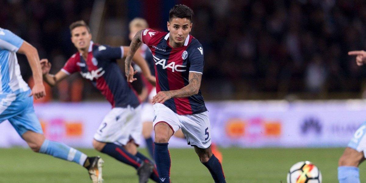 Erick Pulgar y el Bologna se alejan de los puestos de copas tras perder ante Udinese