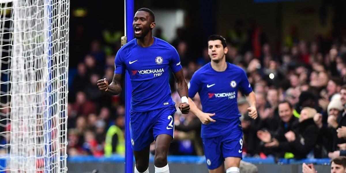 Chelsea no se apiado del fin de año y humilló al Stoke City