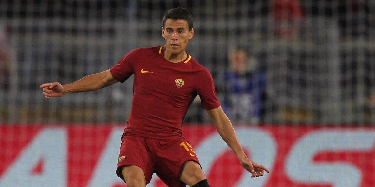 En Italia, Moreno no juega y cumple dos meses sin actividad