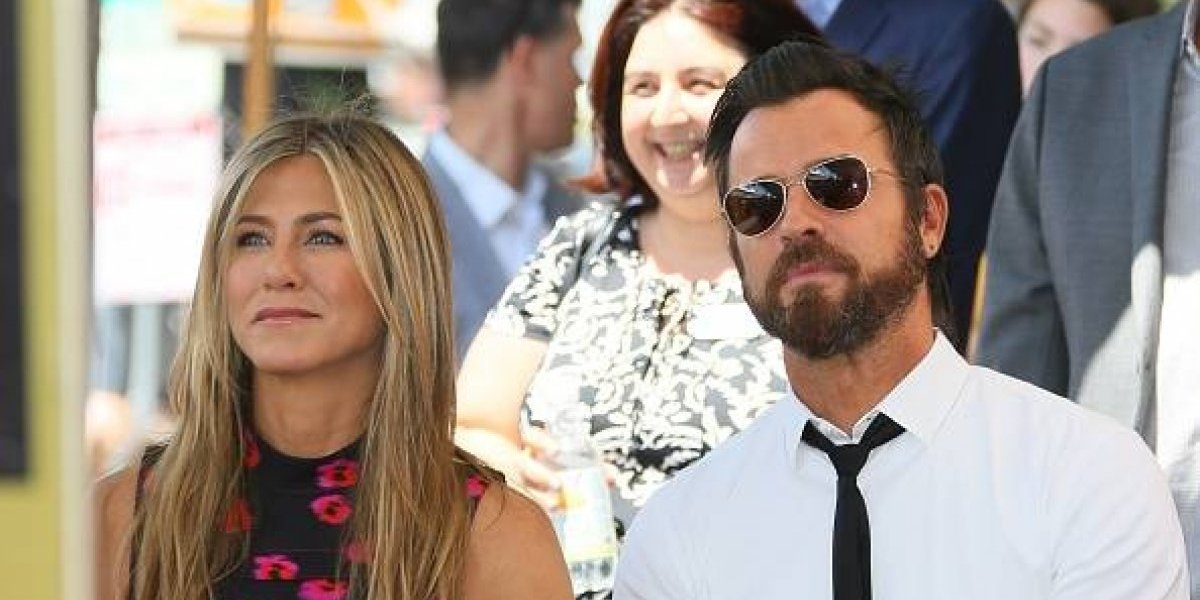 Jennifer Aniston estaría al borde del divorcio con Justin Theroux
