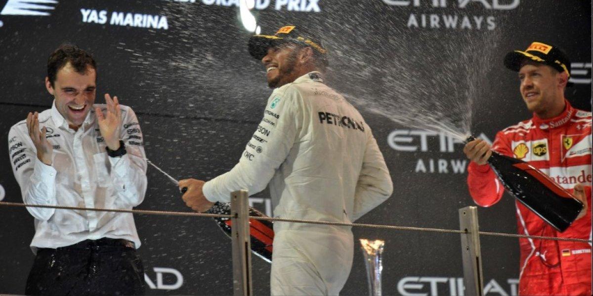 El campeón de la F1 hace comentario sexista y luego toma una decisión extrema