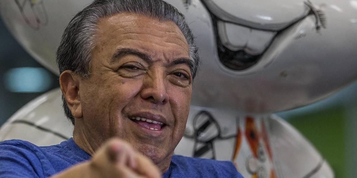 Mauricio de Sousa cancela queima de fogos para não assustar animais