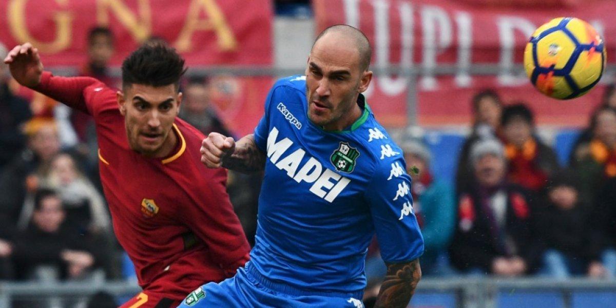 La Roma decepciona en casa en su último juego de 2017