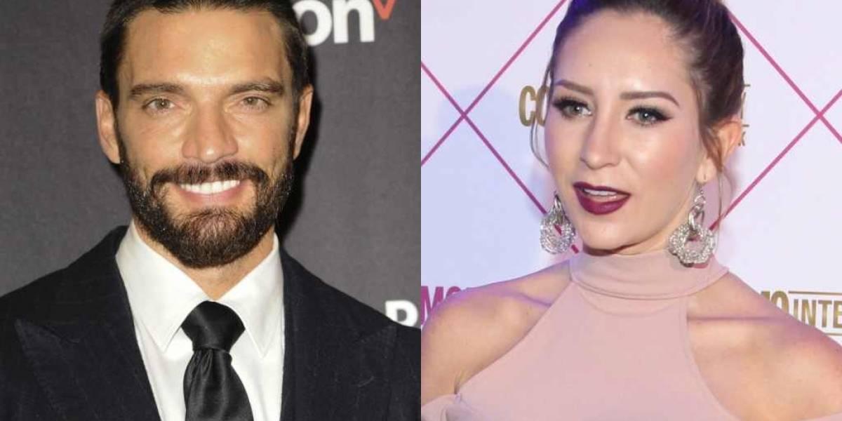 Geraldine Bazán y Julián Gil desatan rumores de romance
