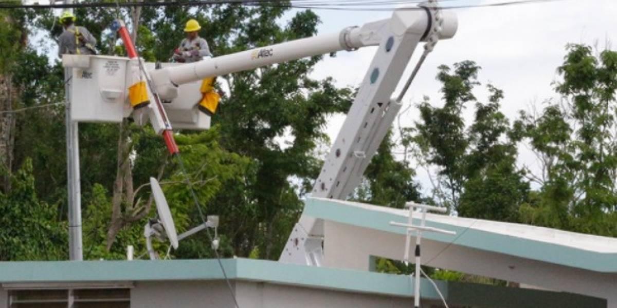 Brigadas AEE trabajarán 12 horas para restaurar sistema eléctrico