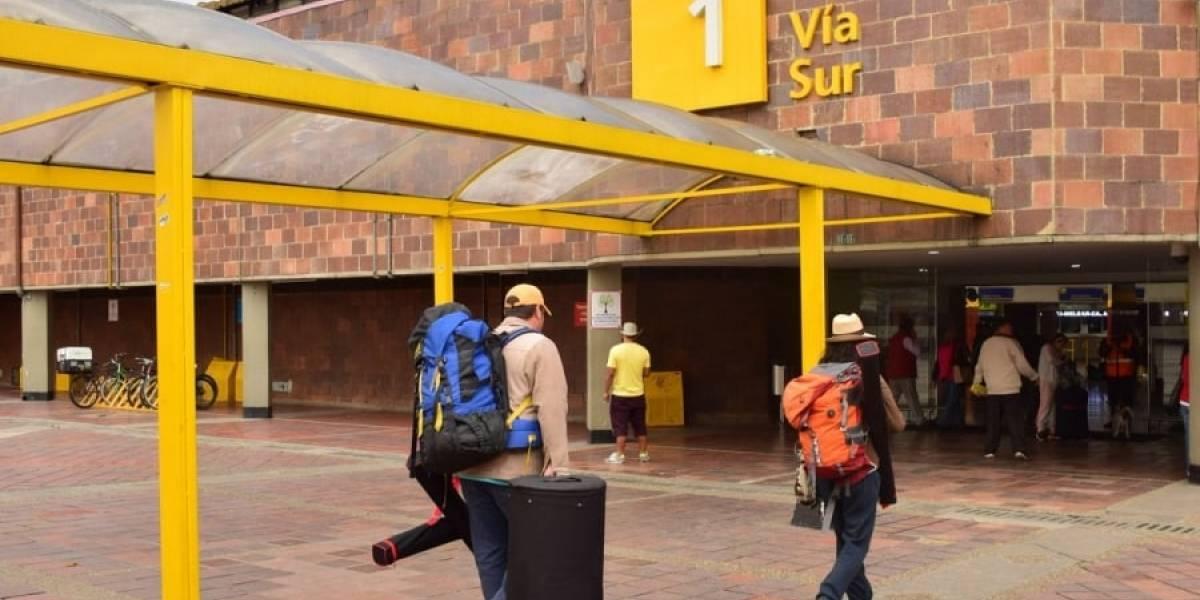 Once venezolanos tendrán que pasar Año Nuevo en el Terminal por falta de tiquetes