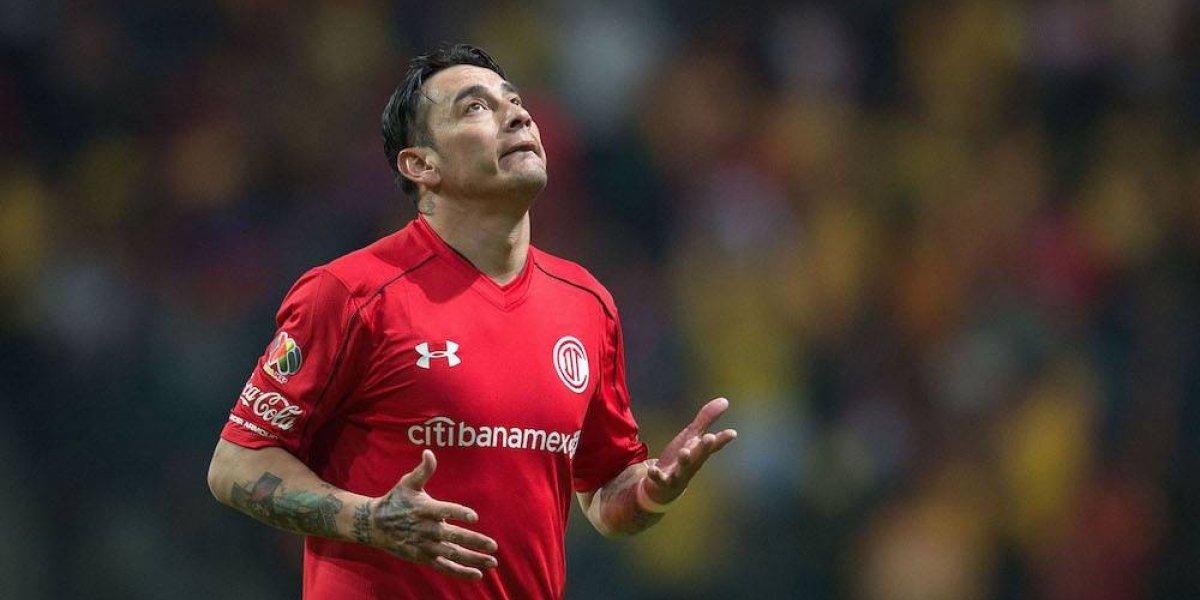 Sambueza asegura que Toluca sufrirá en el Clausura 2018