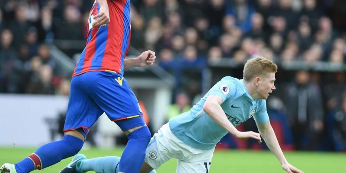 Crystal Palace impide al Manchester City el récord de victorias en Europa