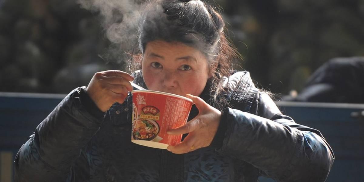 O que a queda nas vendas de macarrão instantâneo diz sobre as mudanças sociais na China