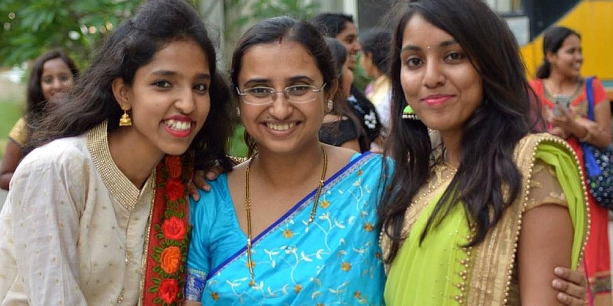 As mulheres indianas que estão descobrindo novos medicamentos dentro de suas casas