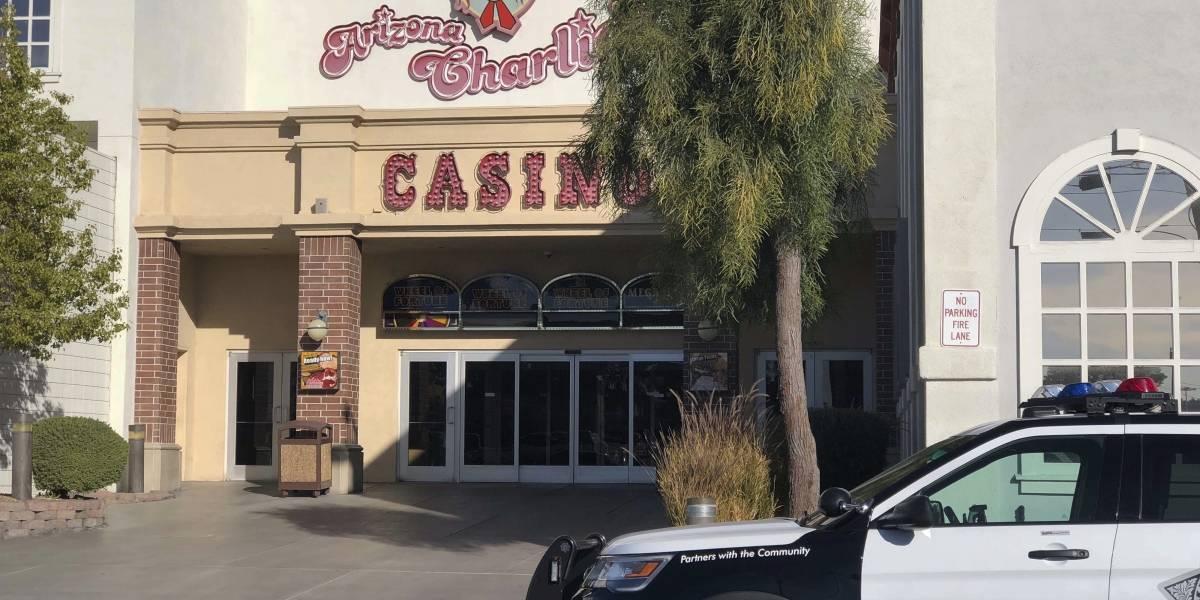 Asesinan a dos guardias de seguridad en Las Vegas