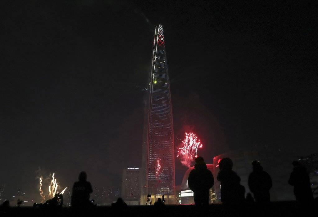 Seúl en Corea del Sur Foto: AP