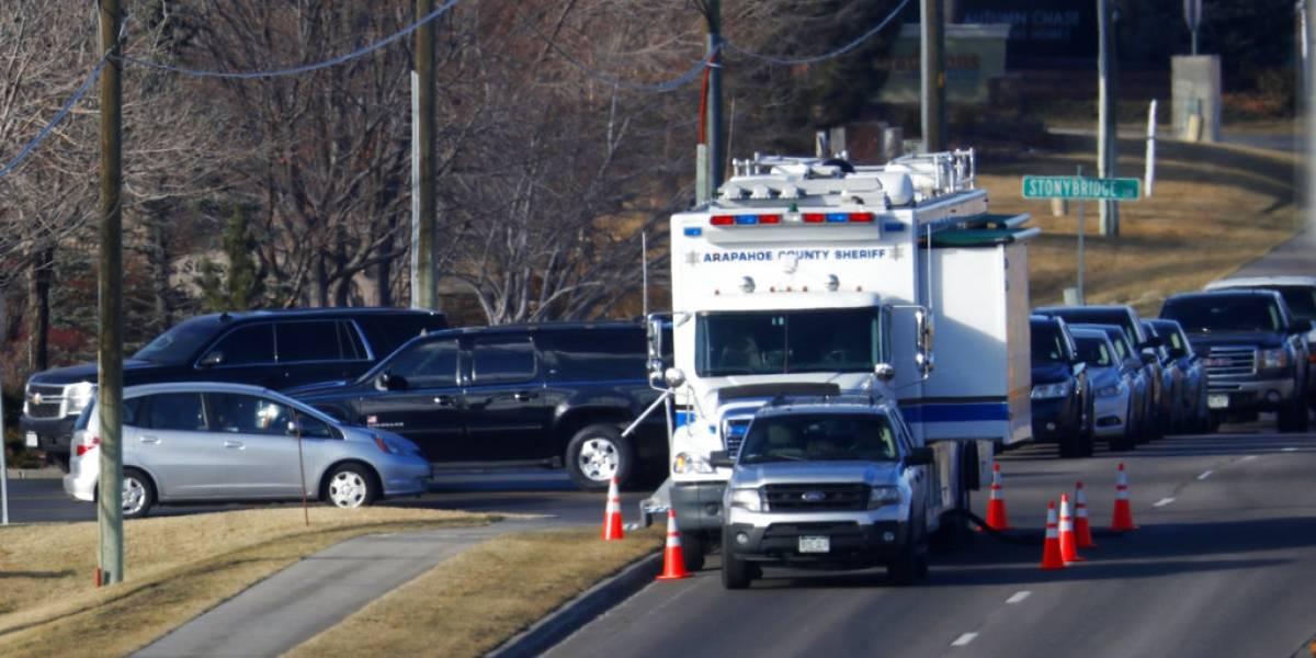 Un muerto y seis heridos tras tiroteo a la afueras de Denver, Colorado