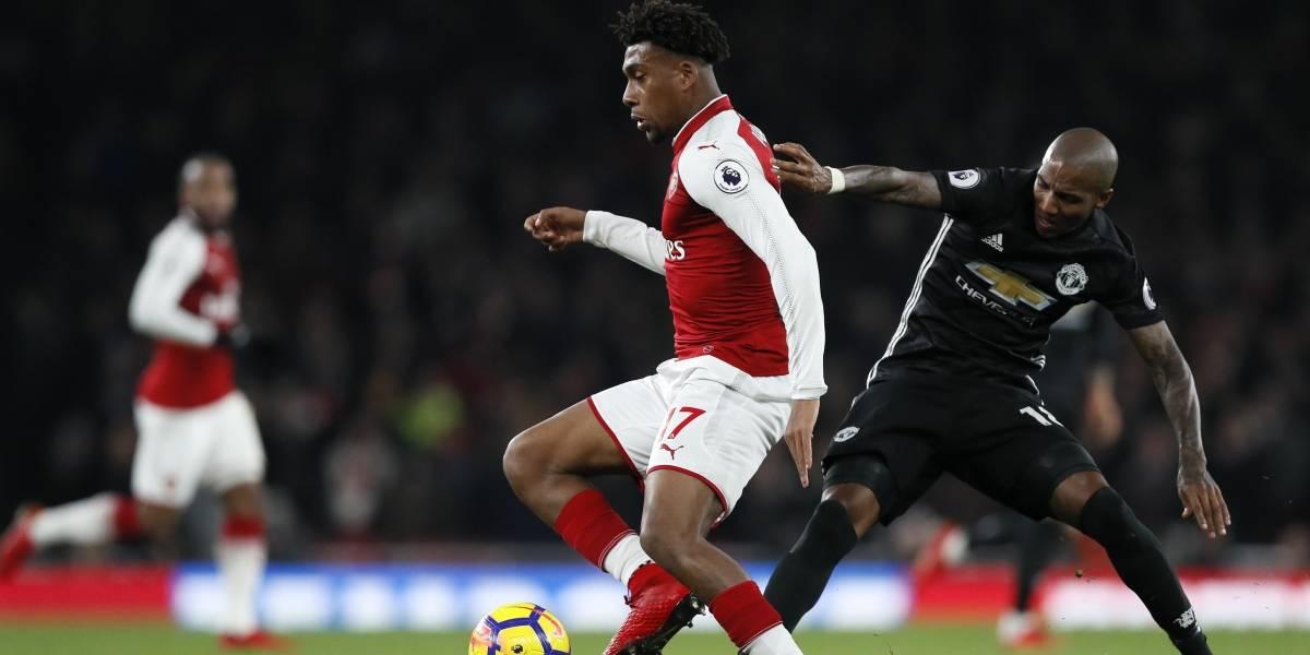 Liga Inglesa suspende a dos jugadores