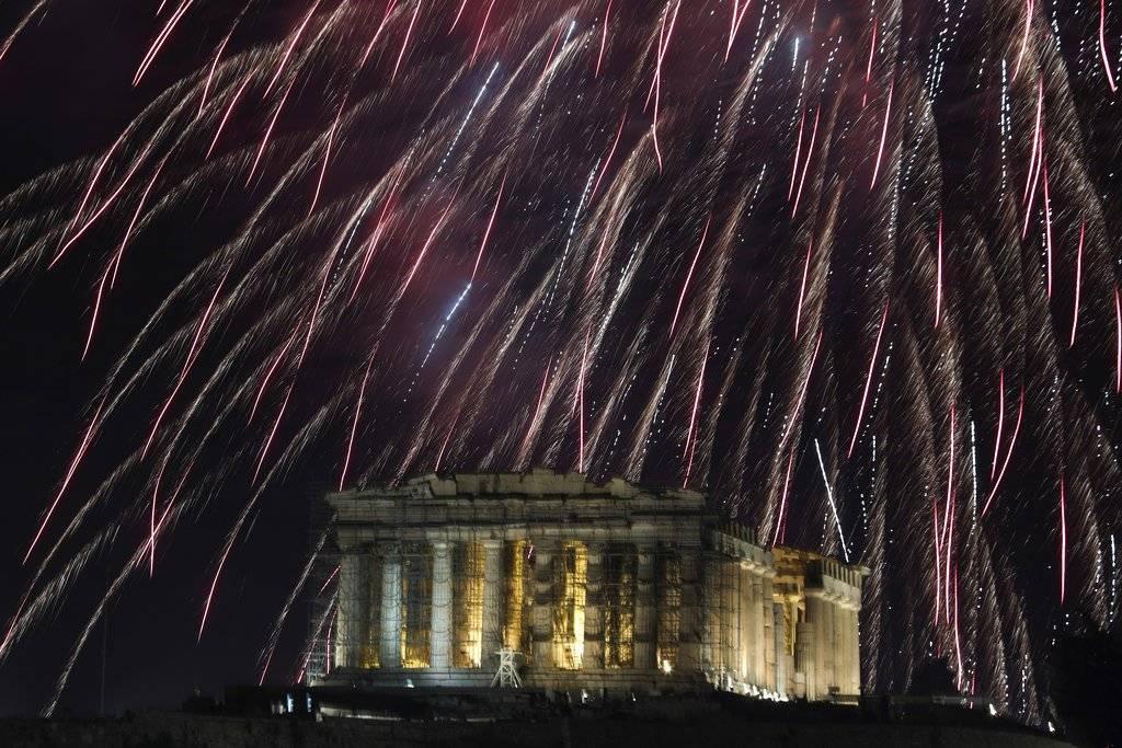 Atenas, Grecia Foto: AP