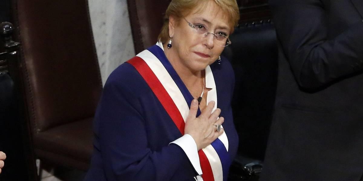 """Bachelet sobre visita del Papa Francisco: verá un """"Chile más justo, inclusivo y digno"""""""