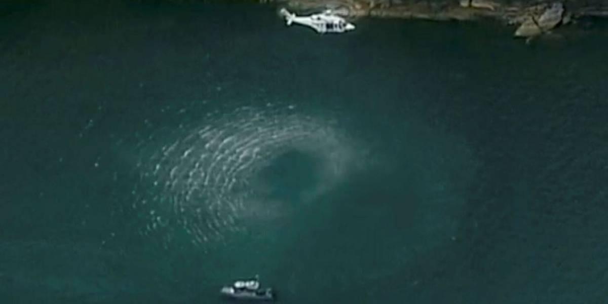 Usado para turismo, hidroavião cai e mata seis pessoas em Sydney
