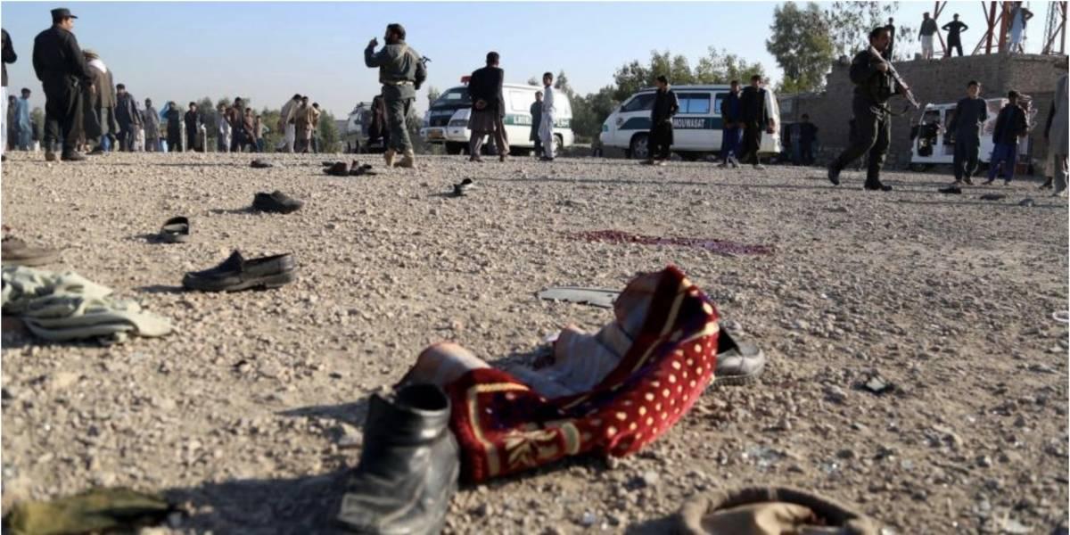 Al menos 15 muertos por el ataque en un funeral en Afganistán