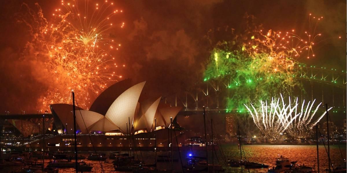 VIDEO. Conoce los primeros países del mundo en dar la bienvenida al Año Nuevo