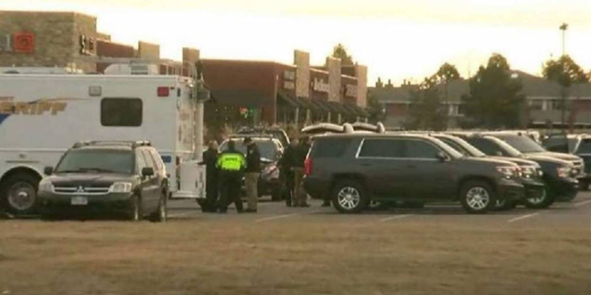 Un policía muere durante un tiroteo en Denver, Estados Unidos