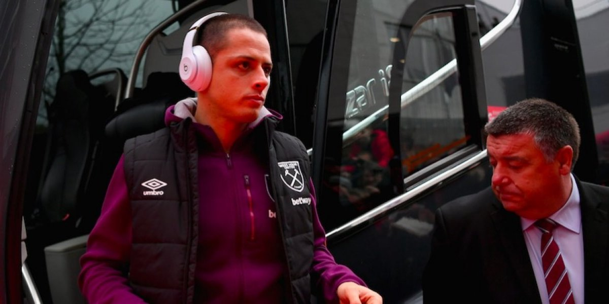 West Ham regresa a 'Chicharito' Hernández