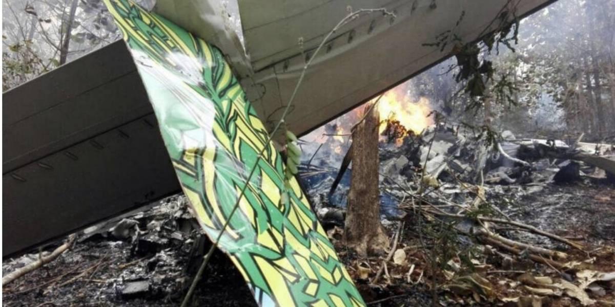 ¡Tragedia de fin de año! Doce personas mueren al caer avioneta en Costa Rica