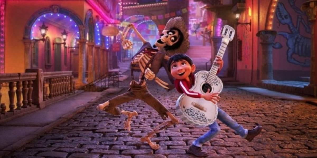 Paracho vive fiebre de 'Coco' a través de sus guitarras