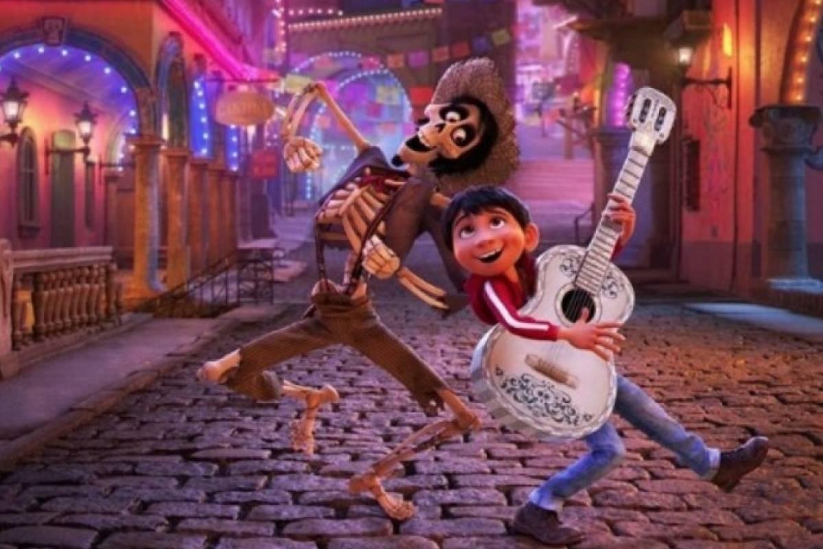 Creadores de Coco publican inicio alternativo de la película