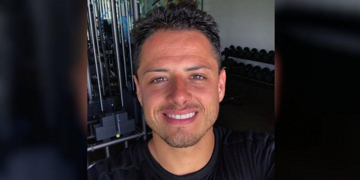 'Chicharito' Hernández despide el año con emotivas palabras