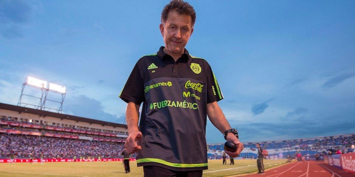 Por encima de las críticas, Osorio cumple un buen año con el Tricolor
