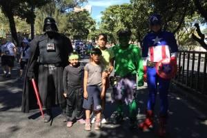 Disfraces carrera San Silvestre 2017