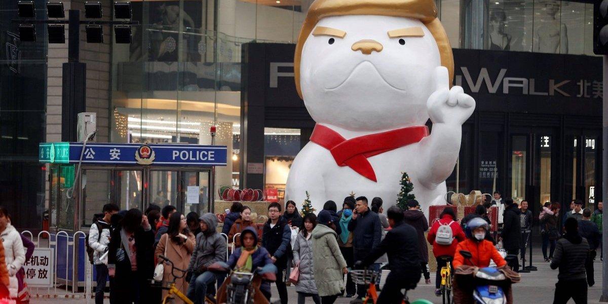 Lo que prometen en China para el año nuevo