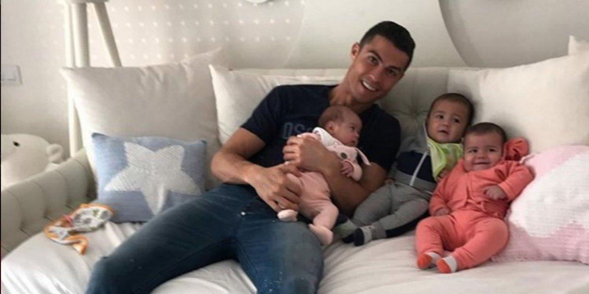 Cristiano Ronaldo tuvo un año sensacional y amenazó a Selena Gómez en Instagram