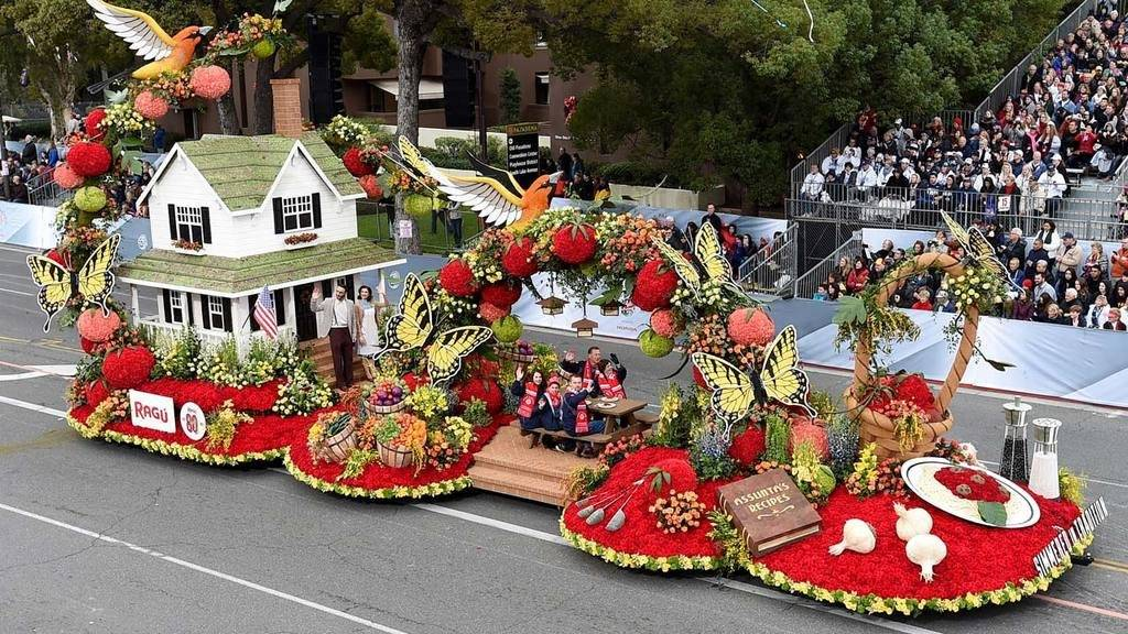 Desfile de las Rosas 2017