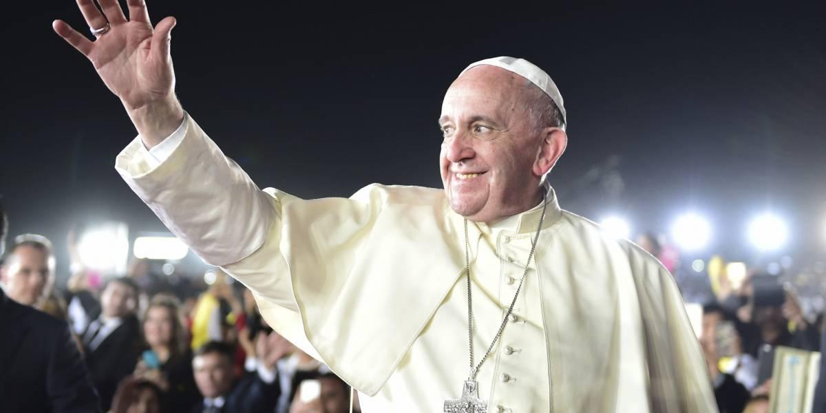 Robamos y herimos el 2017 con muerte e injusticias: Papa Francisco