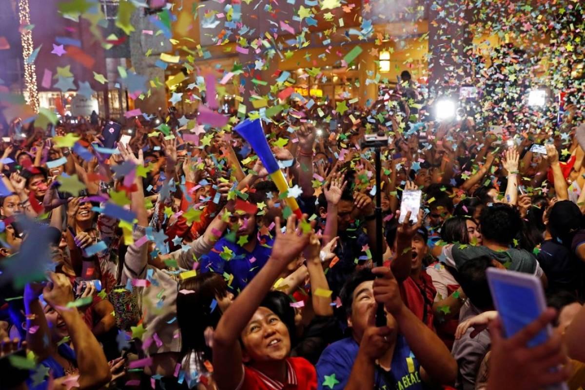 Manila, Filipinas Erik De Castro/Reuters