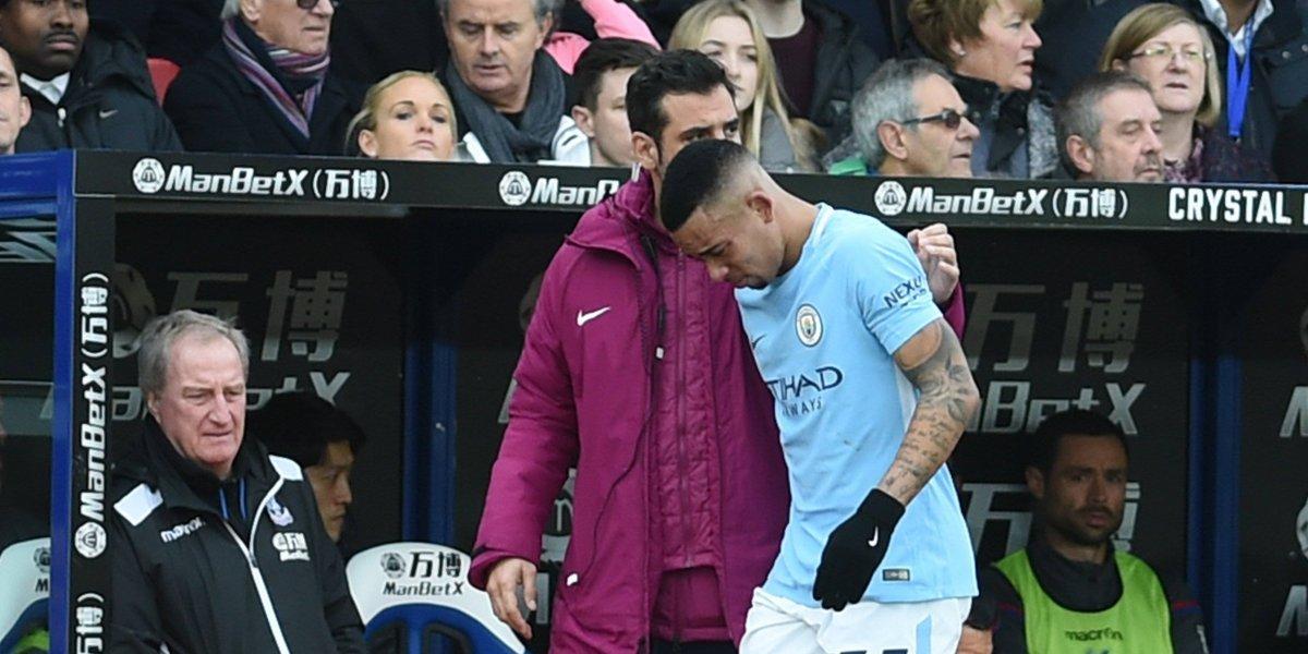 ¿Se acaba la hegemonía? lesiones de Gabriel Jesús y De Bruyne preocupan a Guardiola